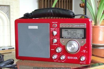 Eton 350DL Multiband receiver