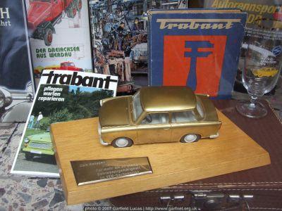Golden Trabi
