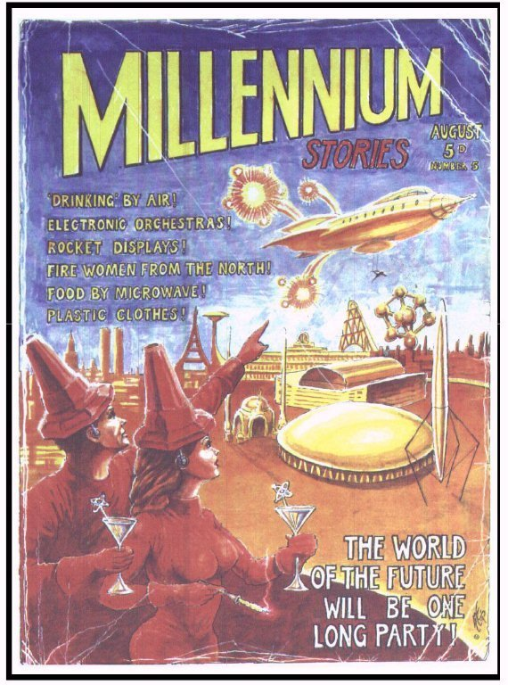 New Millennium cover by SMS